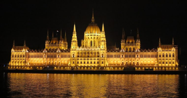 ブダペスト ー美しき街と素朴な料理ー