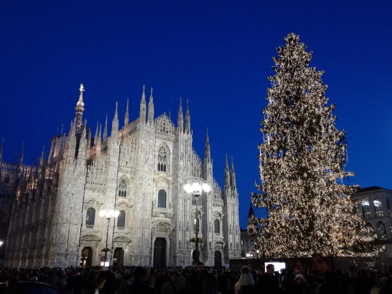冬のミラノの街歩き ‐ミラネーゼの週末 ‐