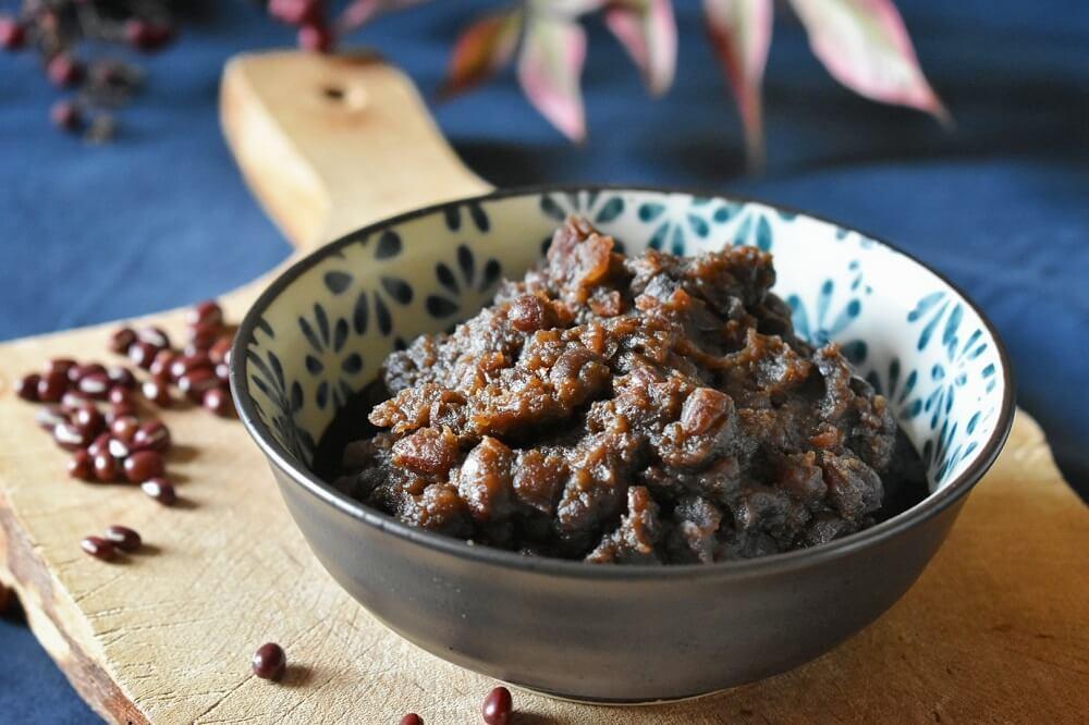 anko (marmellata di fagioli azuki rossi)