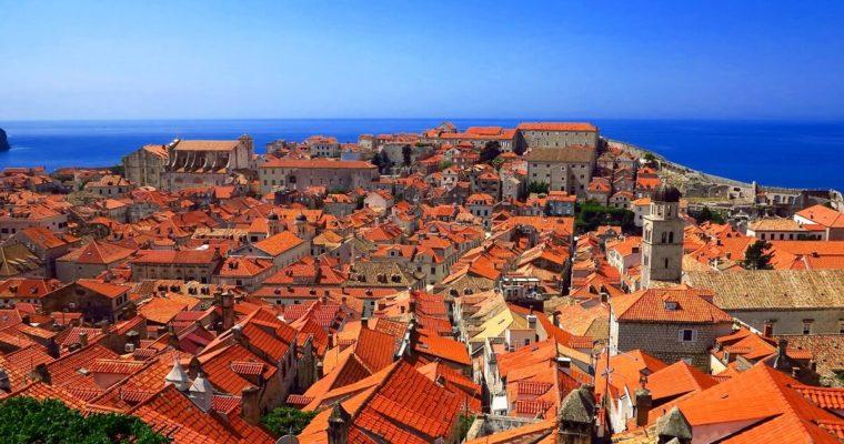 クロアチア夏旅 -クロアチアン・ブルーを巡って-