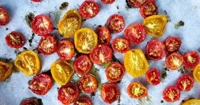 簡単ドライトマトの作り方