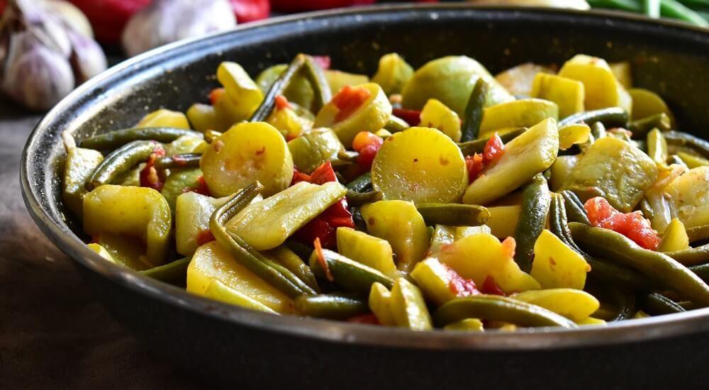 minestra di cucuzza siciliana