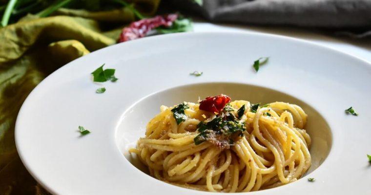 アンチョビのスパゲッティ