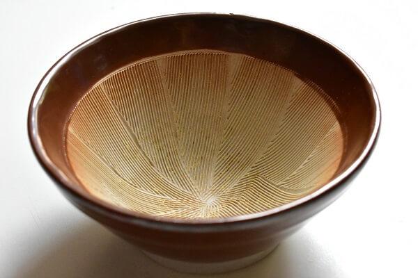 suri-bachi, mortaio giapponese