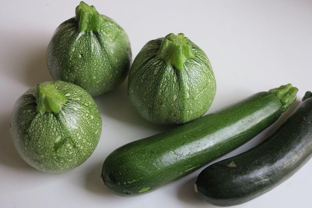 ズッキーニ zucchine
