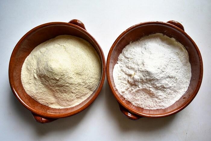セモリナ粉