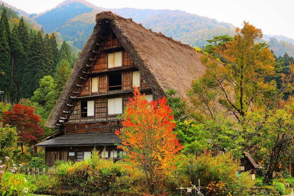 Viaggio nella regione di Hida-Takayama