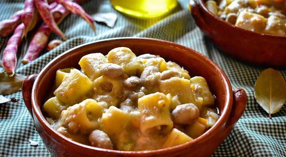 pasta e fagioli (ricetta tradizionale)