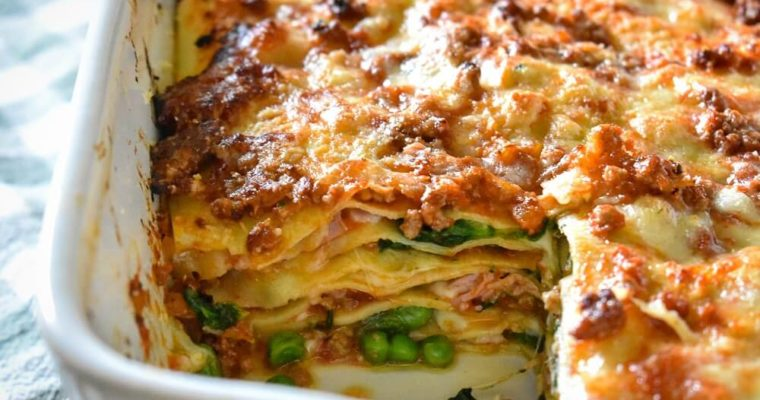 timballo (lasagne all'abruzzese)