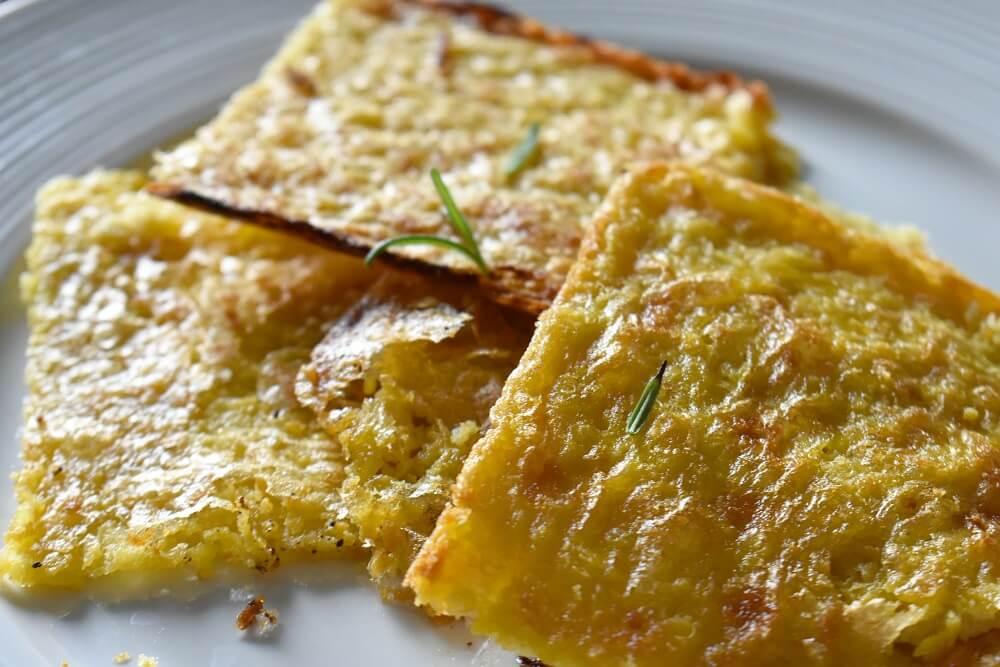 farinata di ceci (ricetta tradizionale ligure)