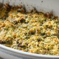 鰯のチーズパン粉焼き sardine gratinate al forno