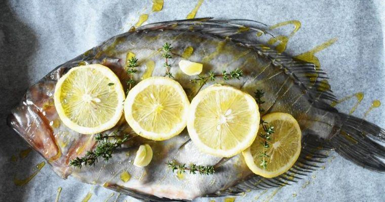 pesce san pietro al forno