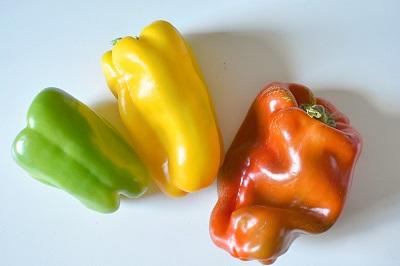 パプリカの種類 peperone peperoni