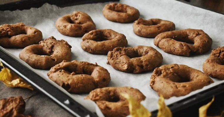 Pupurati (biscotti al mosto cotto)